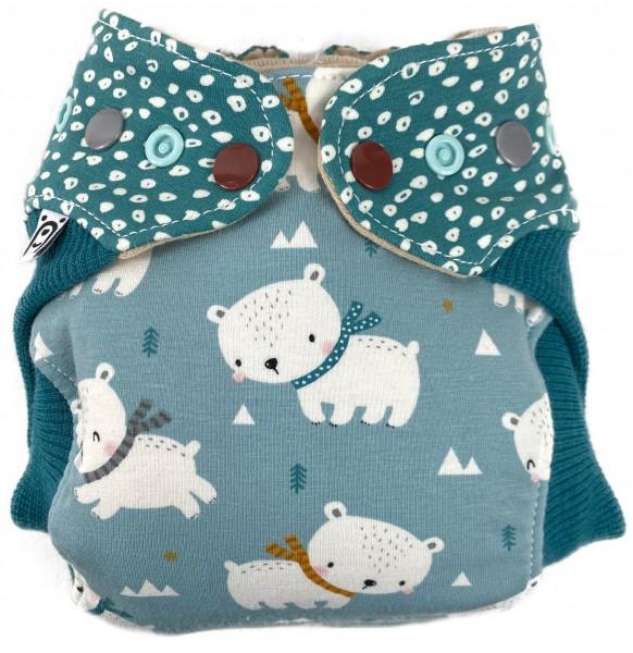 Wollwindel Wollüberhose keiner Eisbär von Bärenkind