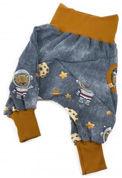 68/74 Pumphose Astronautenbär